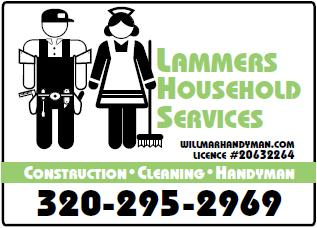 Lammers Household Services Home